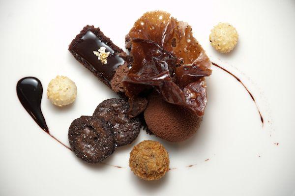 Five-Spice Pudding Cake, Big Island Coffee Pudding Ball, Old Fashioned ...