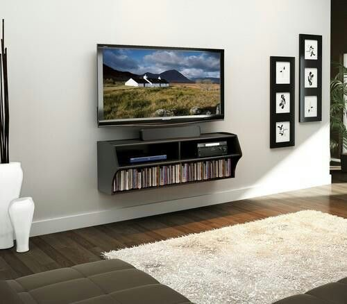 liking the floating entertainment center for the home
