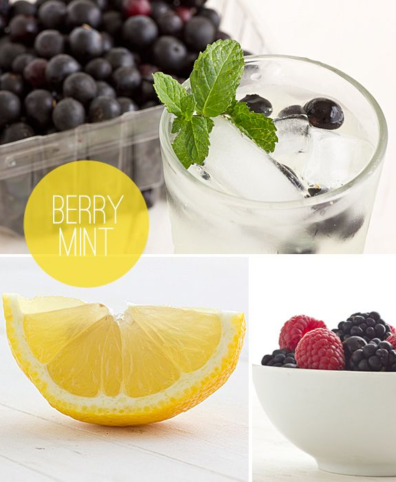 blueberry mint lemonade add some flavor to your lemonade with herb ...