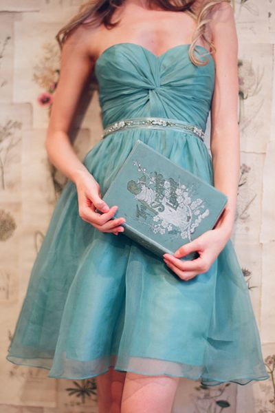Pretty, especially for a vintage inspired wedding