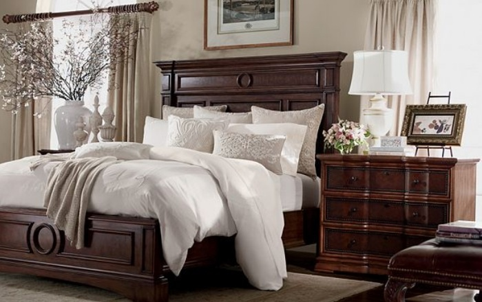 Elegant Bedding For Master Bedroom