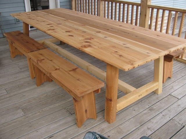 Looking For Large Outdoor Dining Table For The Patio This Is Nice