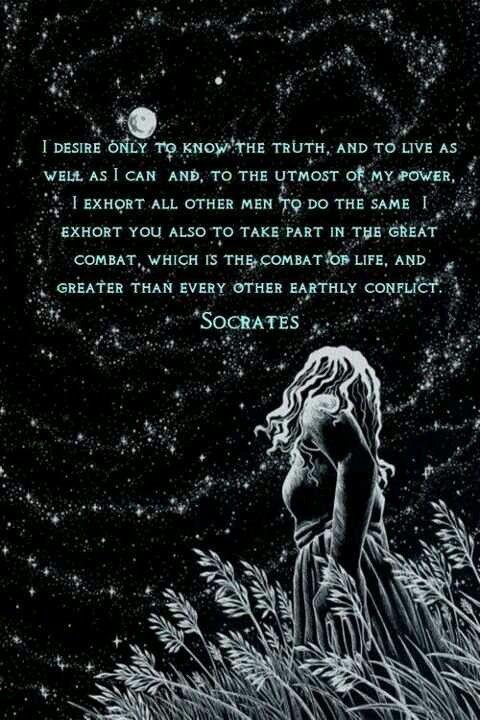 The ancient wisdom of Socrates
