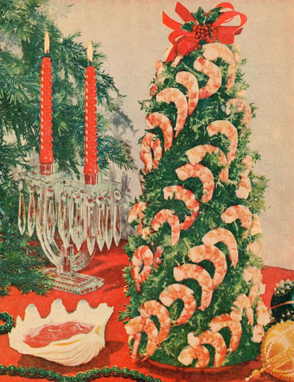 Old School Shrimp Tree...you know you want to make this!