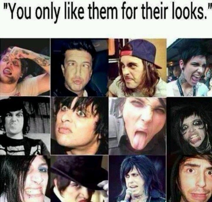 Vic Fuentes In High School Danny's though hahaha ...