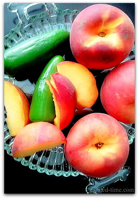 Peach Jalapeno Jam. I can't wait. I have peaches I picked today and ...