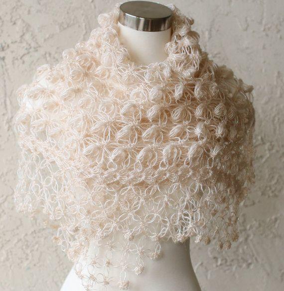 Bridal Bolero and Shrug // Shawl // Winter accessories ...