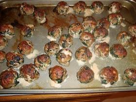 Turkey meatballs! | Get In My Belly | Pinterest