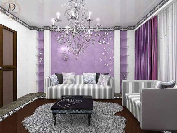 Luxury Silver Purple Life In Purple Pinterest