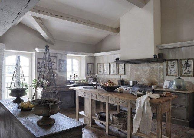 Decoracion de cocinas rusticas dec pinterest - Decoracion cocinas rusticas ...