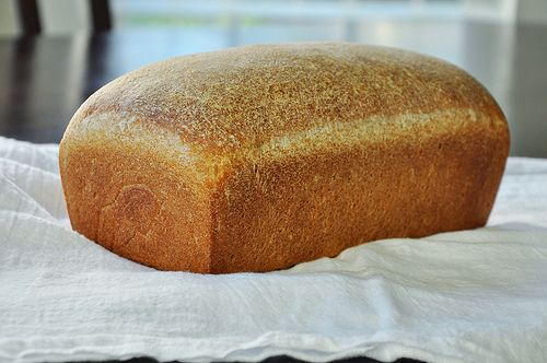 Light Wheat Sandwich Bread | Yummy | Pinterest