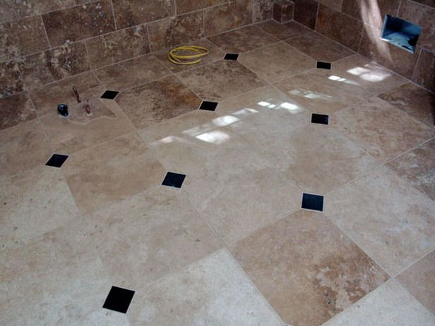 By Step Instructions And Learn How To Install A Heated Tile Floor