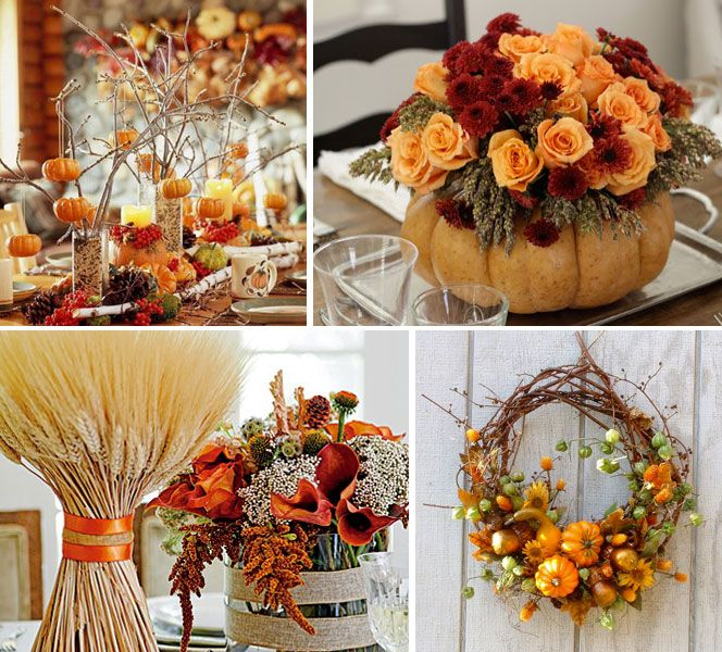 Thanksgiving table setting ideas homemakin 39 n decoratin for Table 52 thanksgiving