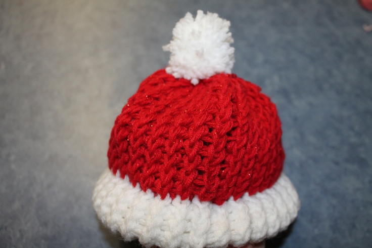 Knit Santa Hat Pattern Ipaafo For