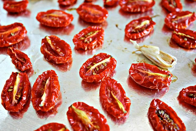 Slow-roasted Tomatoes | from Southern Pink Lemonade
