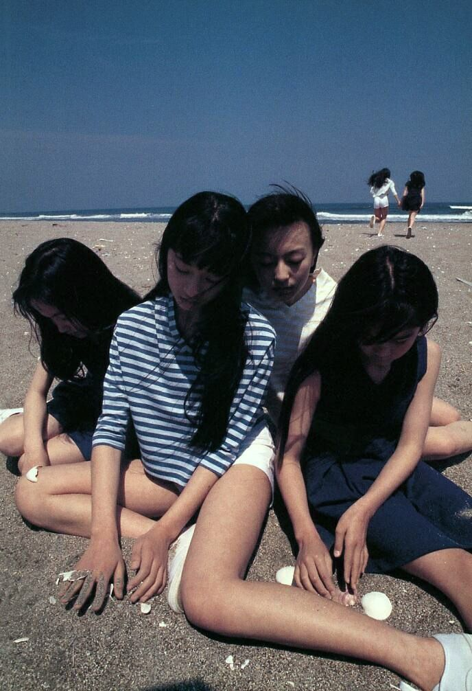 GIRLS GIRLS JAPANESE KISHIN SHINOYAMA.