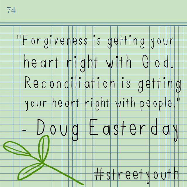 reconciliation and forgiveness quotes quotesgram