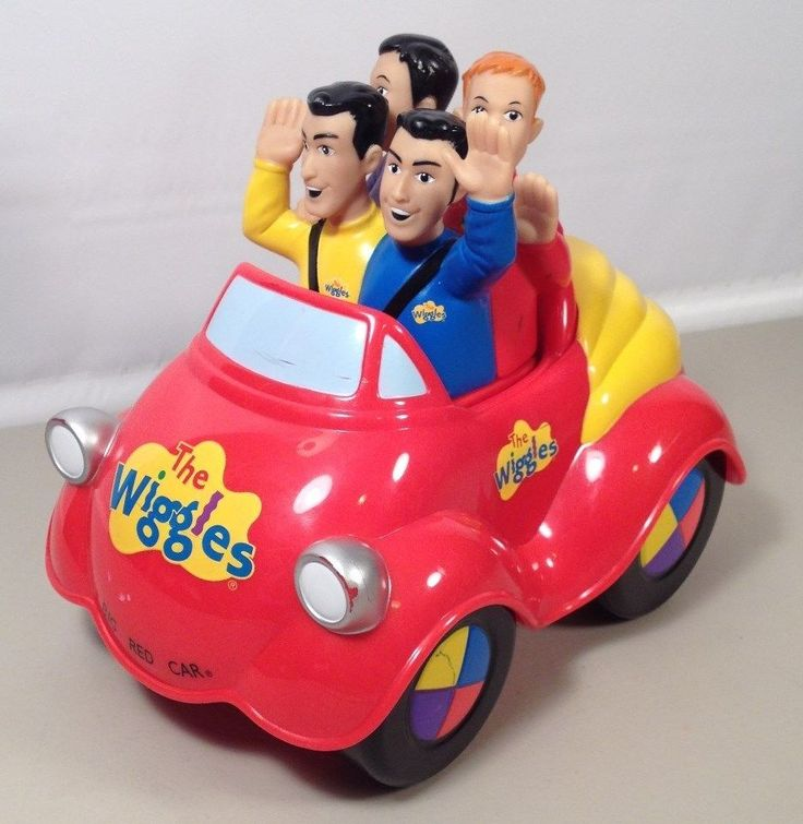 The Wiggles Toys R Us : Wiggles big red car toys r us lace front wig secret