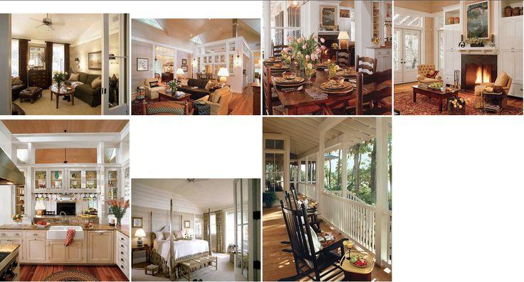 The Interior Of Tideland Haven House Design Plan SL