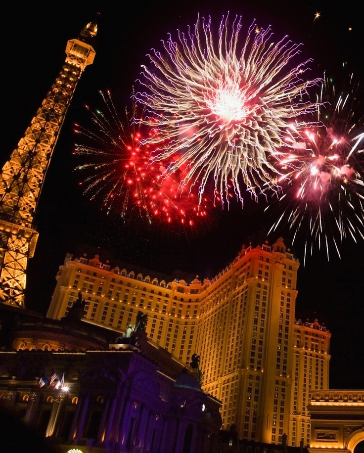 las vegas shows july 4th 2012