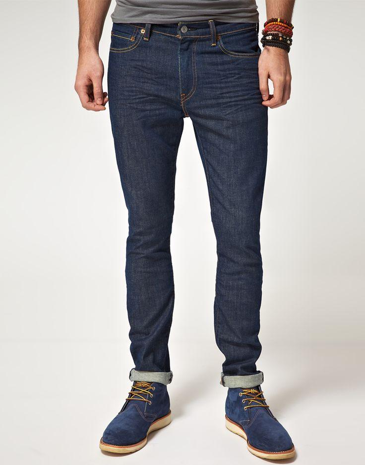 levis jeans 510 skinny