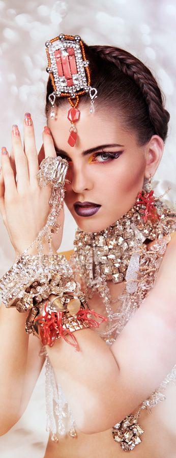 <3<3 bejeweled and embellished