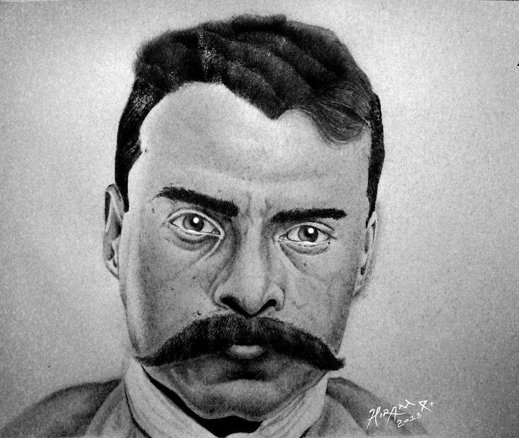 Emiliano Zapata | FAN ART | Pinterest