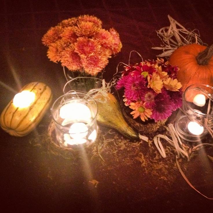 Thanksgiving centerpiece wedding stuff ideas pinterest