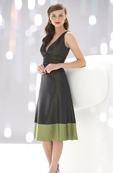 It may be a bridesmaid dress, but I love it! Wtoo