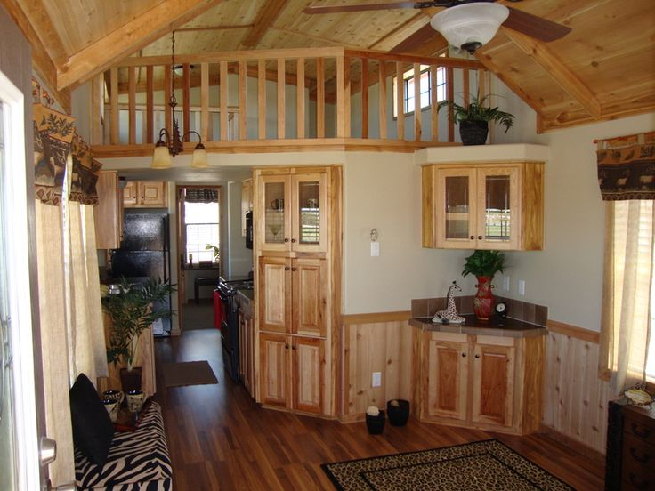 Park Models Park Homes Home Small And Cozy 1 Pinterest