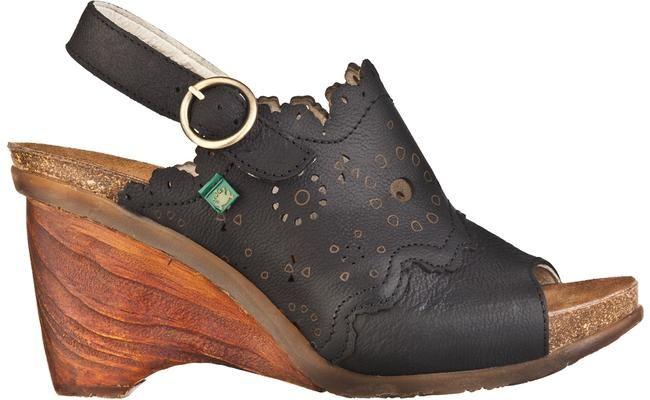 N789 Antique Black / Vereda - Woman Shoes - Online Shop - El