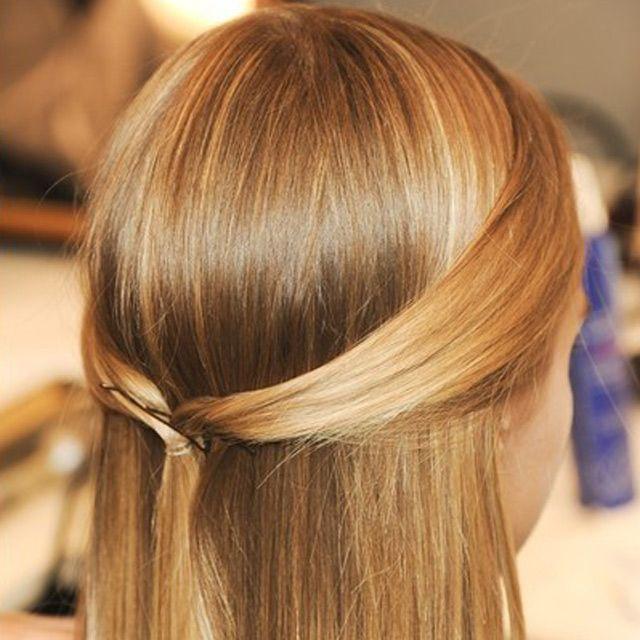 Queue De Cheval Hairstyle : Queue de Cheval Street Hair dot FR Pinterest