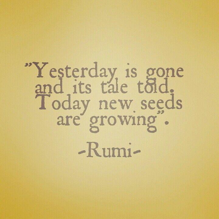 Rumi Birthday Quotes Quotesgram