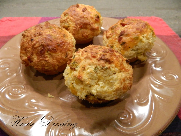 bacon-cheddar corn muffins.. | Ain't it Great to Tailgate! | Pinterest