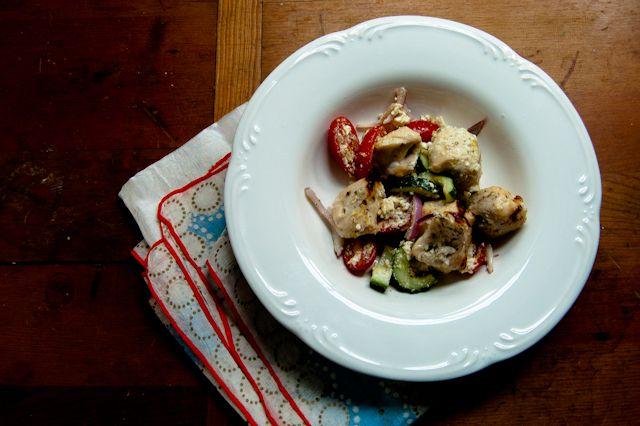 Chicken Kabobs | summer recipes | Pinterest