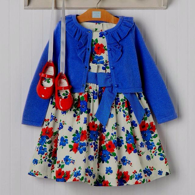 Janie Jack Clothes Baby Girl