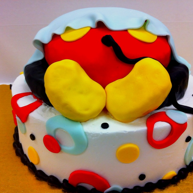 Mickey Mouse Baby Shower Cake Images : Baby Shower Cakes: Baby Shower Cakes Mickey Mouse