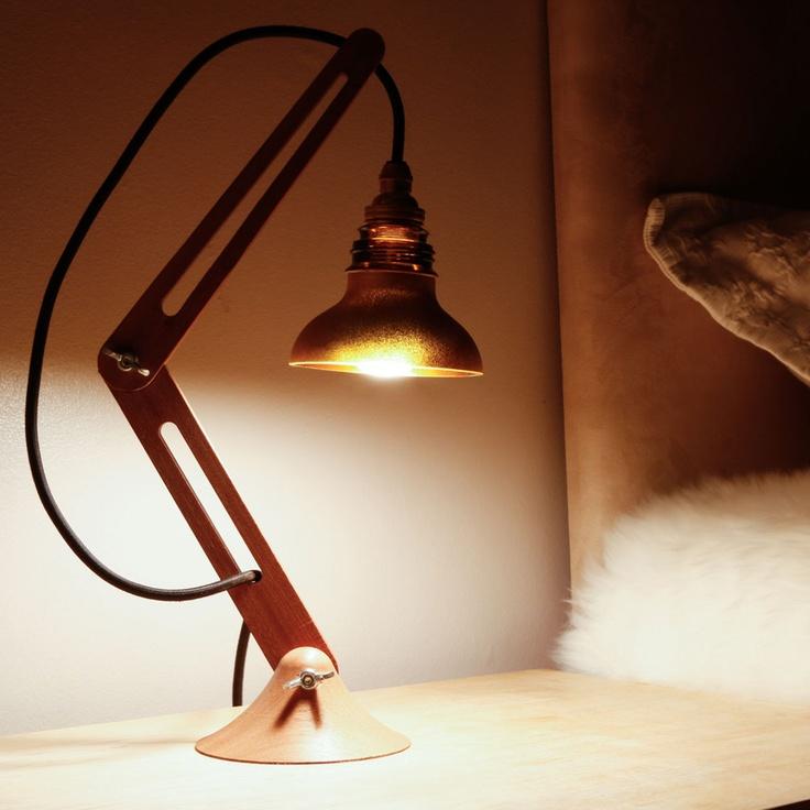 eu nottelux night stand lamp. Black Bedroom Furniture Sets. Home Design Ideas