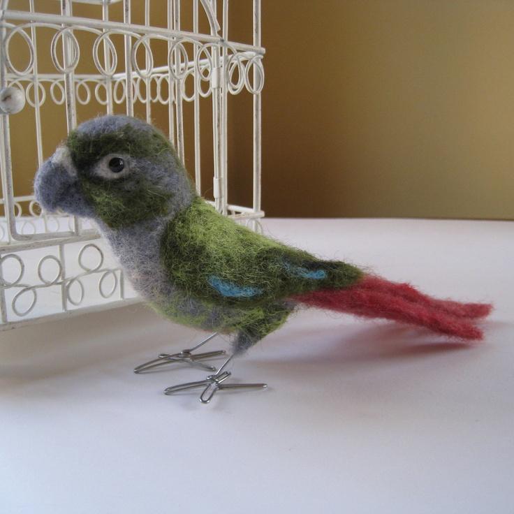 mrs green bird
