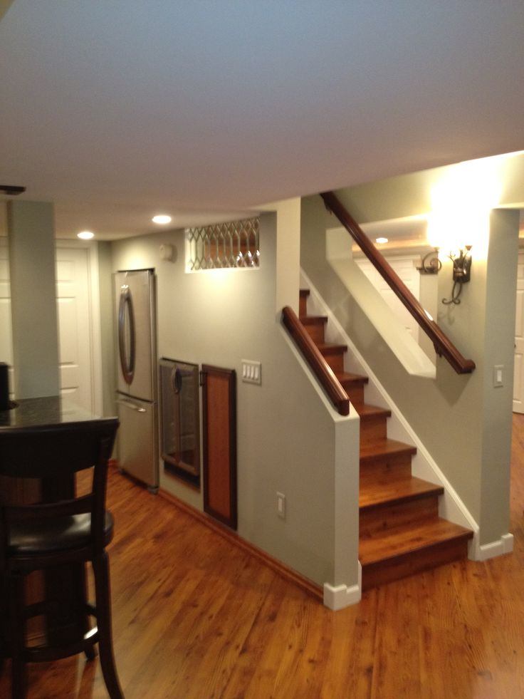 built ins under basement stairway for the home pinterest