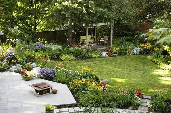 backyard landscaping ideas on a budget gardens