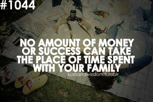 Family. Numero Uno.