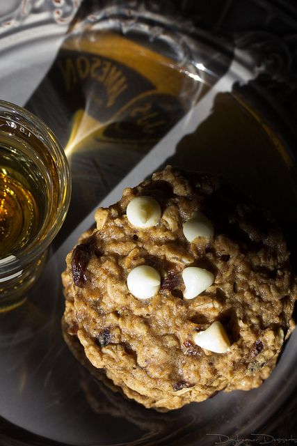 Irish Coffee Oatmeal Cookies Cookies with oatmeal, coffee and Jameson ...