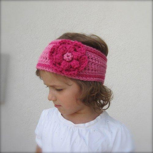Free Adjustable Crochet Headband Pattern : Pin by Deborah Henderson on crocheted ear warmers Pinterest