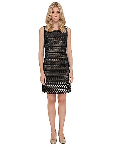 sleeveless lace dress lord and taylor dresses pinterest