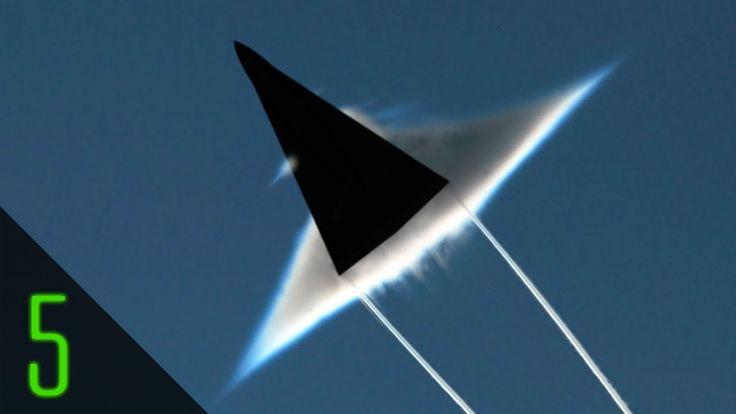 Reconnaissance Aircraft Aurora Mystery Aircraft Aurora