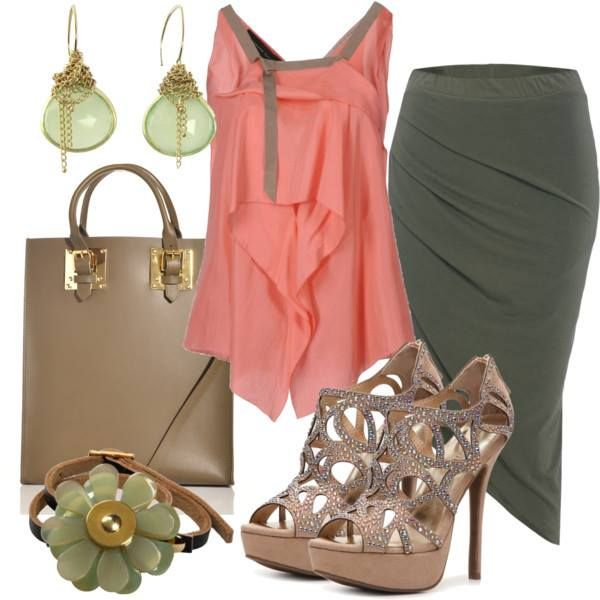 from: Prep-101-Fashion-Book | Fashion-SKIRT outfits | Pinterest