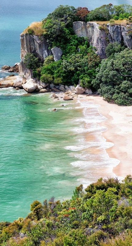 Coromandel Peninsula New Zealand Favorite Places Spaces Pinter