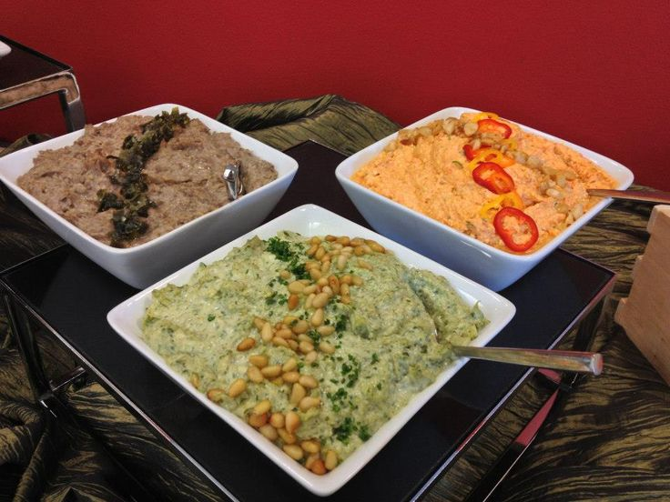 Dips and Spreads - Black Bean Hummus, House Made Spinach & Artichoke ...