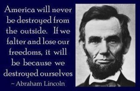 Honest Abe Read It And Weep Pinterest